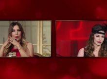 Ballando Alba Parietti litiga in diretta con Selvaggia Lucarelli Sei una buffona insopportabile_22224450
